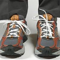 Knyt dina skor rätt!