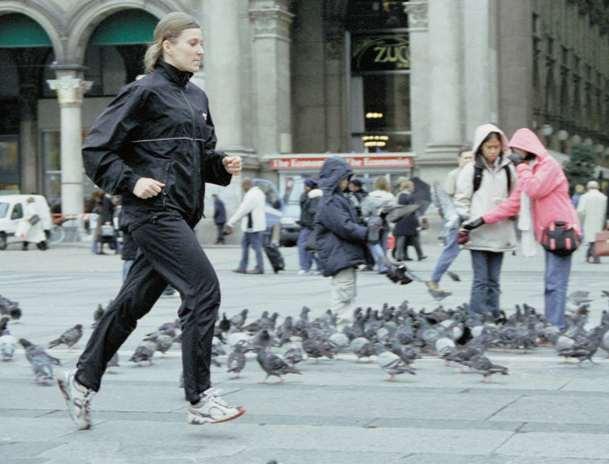 Spring i Milano