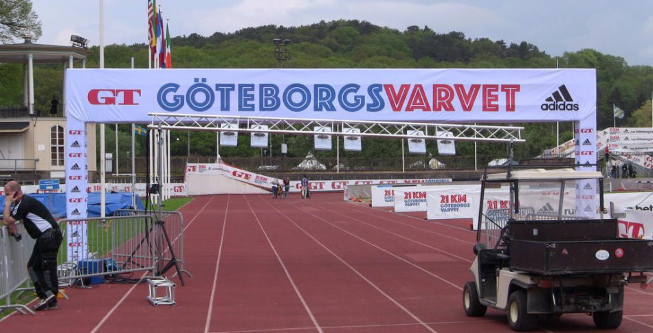Göteborgsvarvet: Följ din favoritlöpare