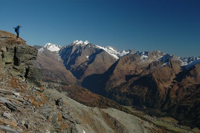 Trail Running i Tyrolen med Erik Ahlström