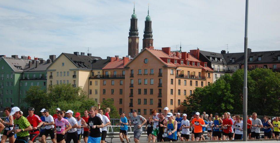 Stockholm Marathon: Bilderna från loppet
