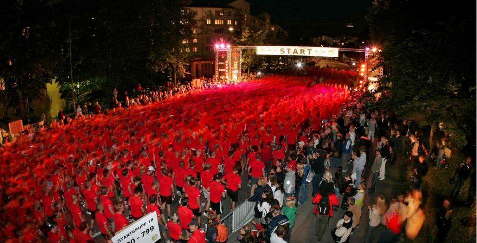 Midnattsloppet fullt: 21 000 löpare!