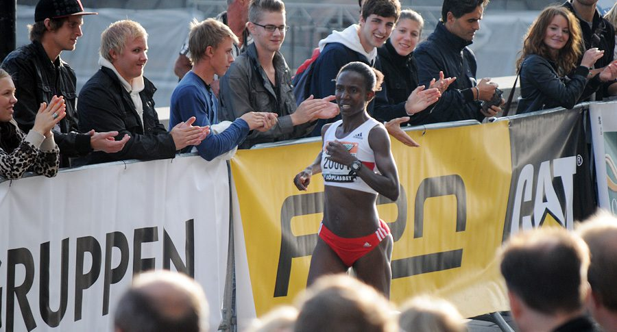 Rekord Stockholm Halvmarathon