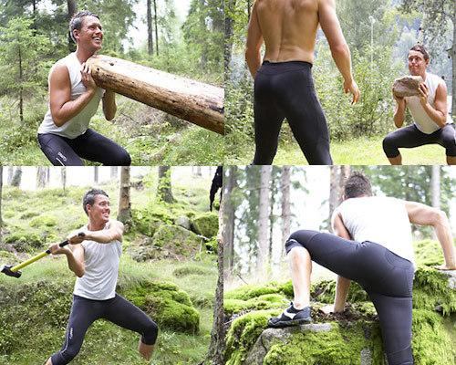 Stenåldersträning med Jonas Colting