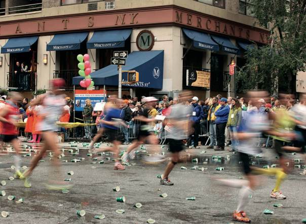 I Will Never Forget NYCM 2009