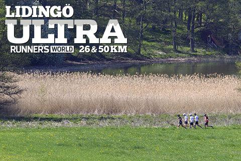 Bilder från Lidingö Ultra 50 K