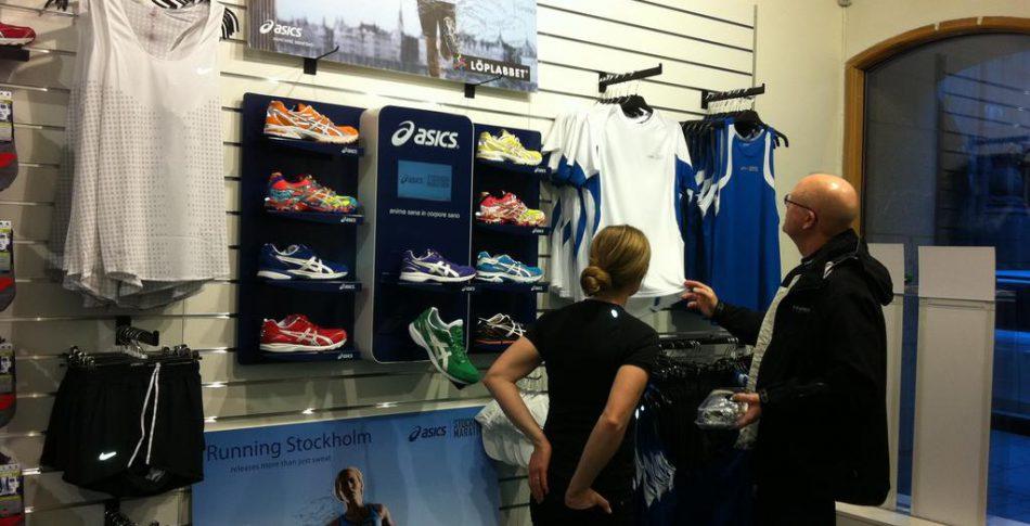 Ny klädkollektion för Stockholm Marathon