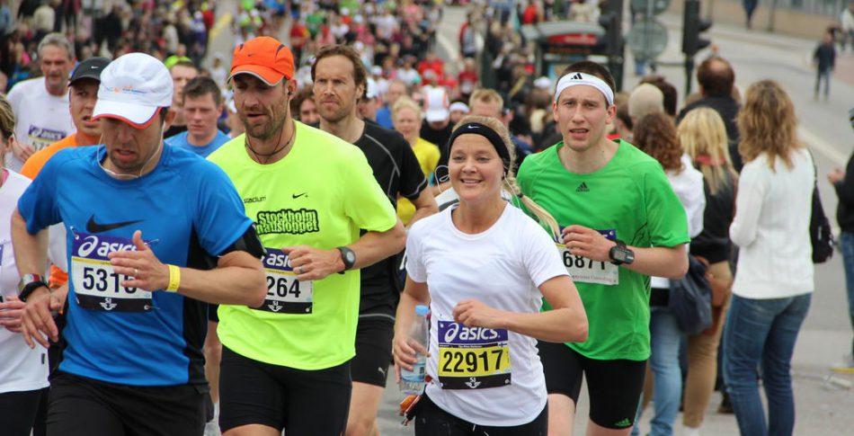 Summering av Stockholm Marathon
