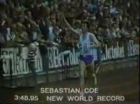 Helgfilm: Sebastian Coe – Born to Run