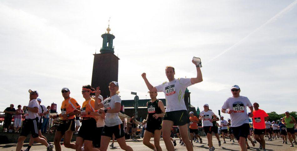 Även Stockholm Marathon slår nya rekord
