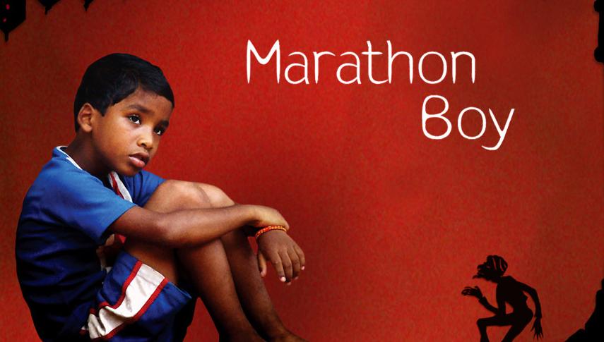 SVT visar dokumentär om maratonpojke