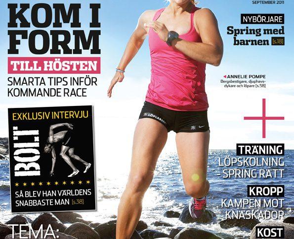 Ta en tjuvtitt på septembernumret 2011