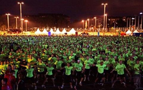 Midnattsloppet slår rekord i Göteborg
