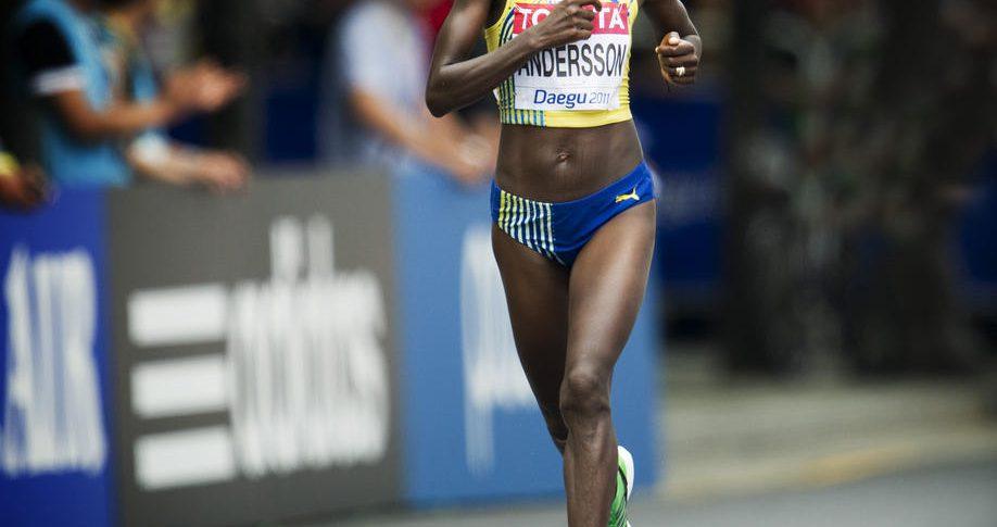 Isabellah blev sjua i VM:s maratonlopp