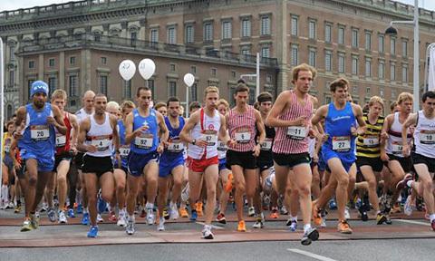 Favoriter till SM-guld på halvmaraton