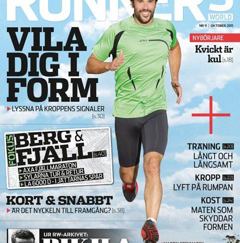 Ta en tjuvtitt på oktobernumret 2011