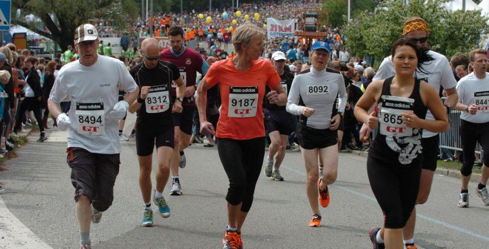 45000 anmälda till GöteborgsVarvet 2012
