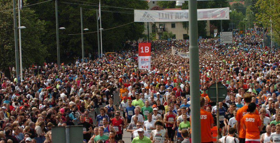 Göteborgsvarvet 2012 redan fulltecknat