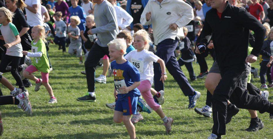 Många vill springa för Världens Barn