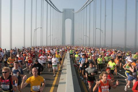 Hårdare kvaltider till New York Marathon