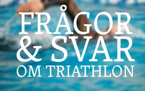 Frågor och svar om triathlon