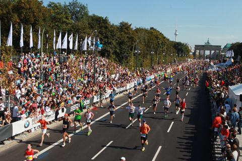 10000 till Berlin Marathon på 24 timmar