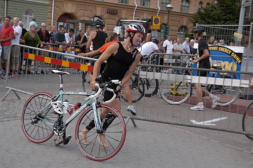 Veckans Triathlet: Rickard Carlsson