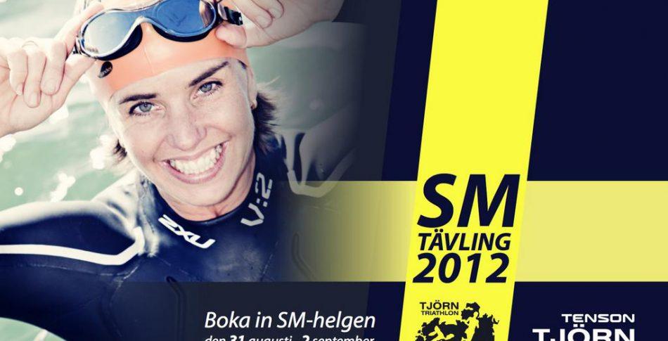 SM halvironman till Tenson Tjörn Triathlon 2012