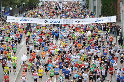 Färre än tusen startplatser kvar till maran