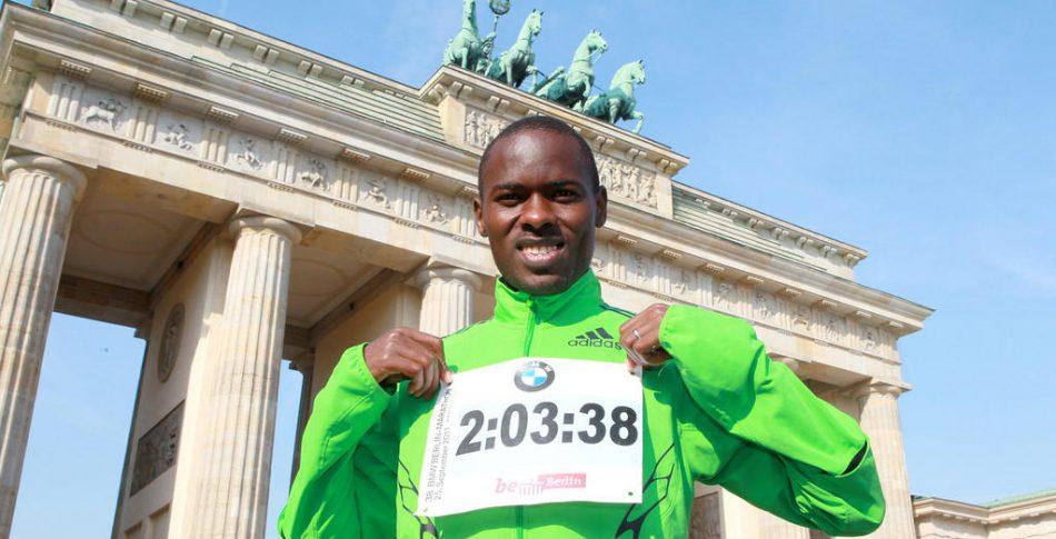 Kenya tar första steget mot OS-maran
