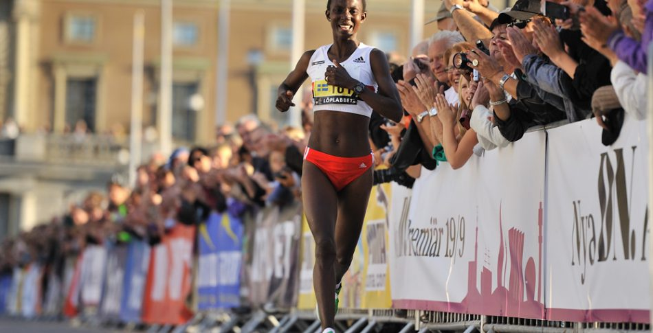 Nytt svenskt rekord av Isabellah i Dubai?