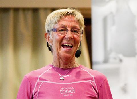 Stort grattis till Evy Palm på 70-årsdagen