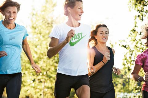 Malin Ewerlöf berättar om nya löparboken