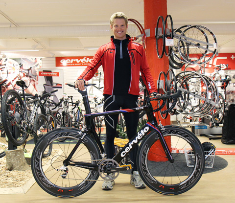 Pontus Lindberg byter klubb till CykelCity