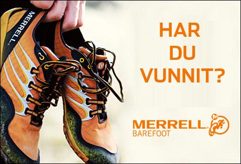 Grattis till vinnarna av Merrell-skor