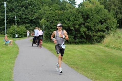 Veckans Triathlet: Pontus Lindberg