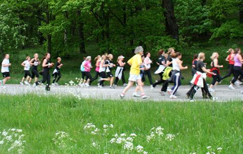 Kom igång med löpningen till våren igen