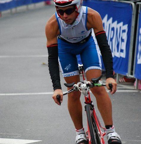 Croneborg debuterar på Ironman