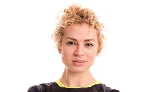Jag är löpare: Mai-Li Hammargren