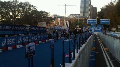 Lisa Nordén på 17:e plats i Sydney
