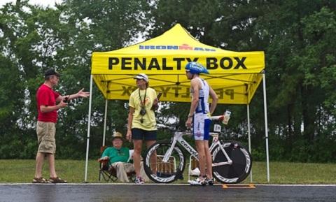 Nya triathlonregler för säsongen 2012
