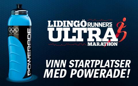 Vinn startplats till Lidingö Ultramarathon