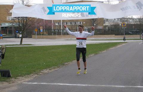 Lopprapport från Lejonbragden i Lund
