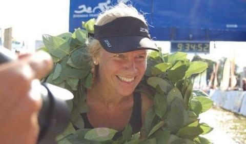 Veckans Triathlet: Camilla Larsson
