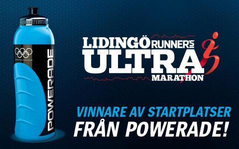 Vann du en startplats till Lidingö Ultra?