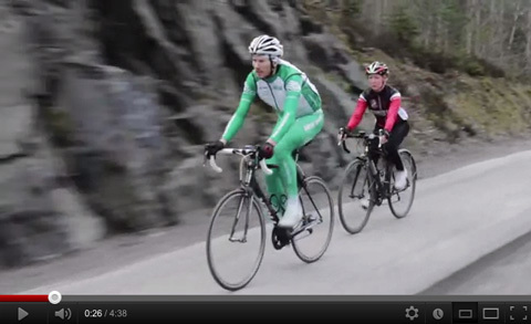 Tips från cykelcoachen: Trampteknik