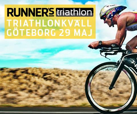 Välkommen på triathlonkväll i Göteborg!