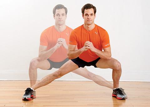Skydda knäna med de här övningarna