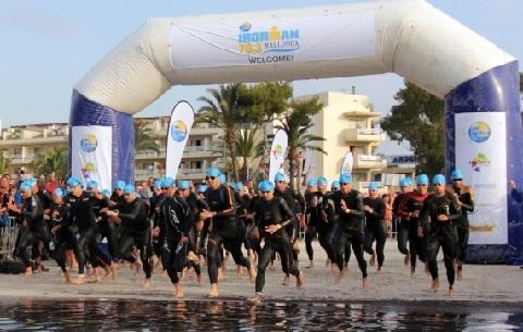 Ironman 70.3 Mallorca avgjord