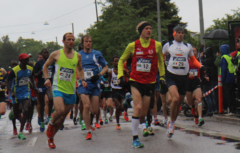 Oväntade segrare i Stockholm Marathon